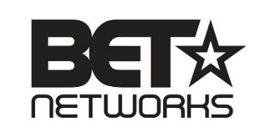 Image is of the BET Networks logo. This company is a past or current client of One Epiphany.