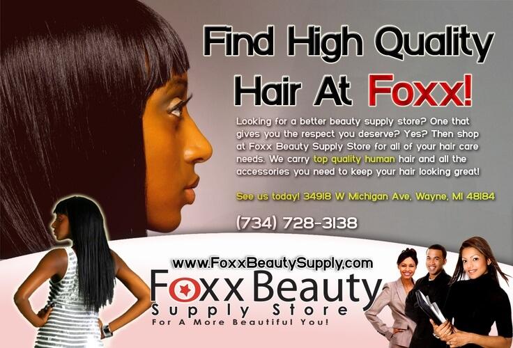 Foxx Beauty Supply