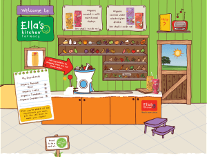 Ella's Kitchen Farmacy