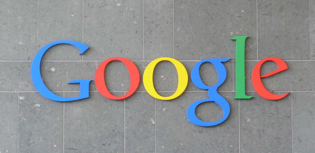 This image is of the Google logo.