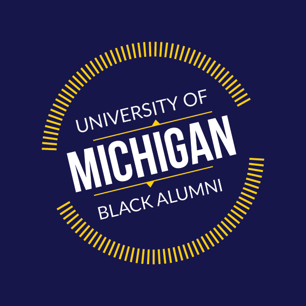 University of Michigan Black Alumni logo