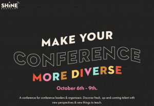 Make your conference more diverse